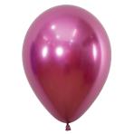 "Reflex Fuchsia 912 Latex Balloons 5""/13cm - 50 PC"