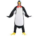 Adults Penguin Pal Costume - Size Medium - 1 PC
