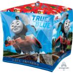 "Thomas the Tank Engine Cubez Foil Balloons 15""/38cm G40 - 5 PC"