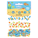 Ocean Buddies 3 Pack Value Confetti 34g - 12 PKG