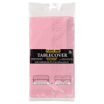 Baby Pink Paper Tablecovers 1.37m x 2.74m - 6 PC