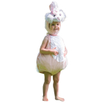 Baby Bunny Costume - Age 3-6 Months - 1 PC