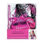 Birthday Princess Party Kits - 6 PC