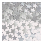 Silver Star Confetti 141g - 6 PC
