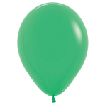 "Fashion Colour Solid Jade 028 Latex Balloons 12""/30cm - 50 PC"
