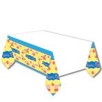 Peppa Pig Plastic Tablecovers 1.8m x 1.2m - 6 PC