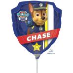 Paw Patrol Mini Shape Foil Balloons A30 - 5 PC