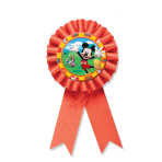 Mickey Mouse Award Ribbon    - 15.2cm - 6 PKG