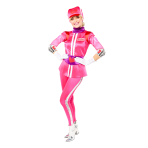 Penelope Pitstop Costume - Size 8-10 - 1 PC