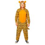 Tiger Onesie - Plus Size - 1 PC