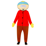 Southpark Cartman Costume - Size Medium - 1 PC