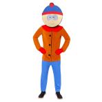 Southpark Stan Costume - Size Small - 1 PC