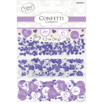 Lilac I Do Value Confetti - 12 PKG/3