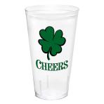 St Patrick's Cheers Plastic Cups 591ml - 12 PC