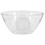 Clear Plastic Bowls 4.7 l - 18 PC