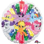 My Little Pony Gang Standard Foil Balloons S60 - 5 PC