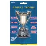 Favours Customise Trophy - 6 PKG