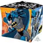"""Batman Comics Cubez Foil Balloons 15""""/38cm G40 - 5 PC"""