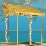 Hawaiian Tiki Hut Bars - 2 PC