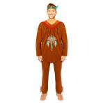 Native American Costume - Standard Size - 1 PC