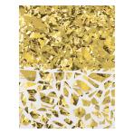 Gold Sparkle Foil Shred Confetti 42g - 12 PC