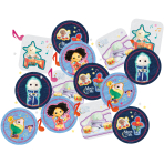 Moon and Me Confetti 14g - 6 PC