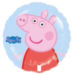 Peppa Pig Foil Balloon - Standard - S60 5 PC