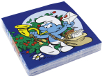 The Smurfs Classic Luncheon Napkins 3 ply - 10 PKG/20