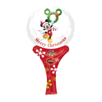 Mickey Mouse Inflate-a-Fun Mini Foil Balloons A05 - 5 PC
