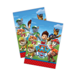 Paw Patrol Plastic Party Bags - 10 PKG/8