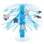 Blue Mini Cascade Centrepieces - 12 PC