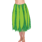 Hawaiian Adult Palm Leaf Skirts - 6 PC