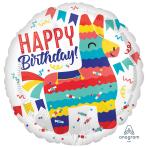 Pinata Party Standard HX Foil Balloons S40 - 5 PC