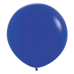 "Fashion Colour Solid Royal Blue 041 Latex Balloons 24""/60cm - 3 PC"