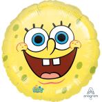 SpongeBob SquarePants Standard Foil Balloons S60 - 5 PC