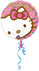Hello Kitty Happy Birthday Standard Foil Balloon - S60 5 PC