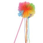 Children Rainbow Fairy Wand - 6 PC