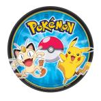 Pokémon Paper Plates 18cm - 6 PKG/8