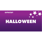 Halloween Point of Sale 2ft/61cm x 1ft/30cm - 1 PC