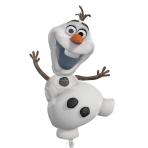 """Frozen Olaf SuperShape Foil Balloons 23""""/58cm w x 41""""/104cm h P38 - 5 PC"""