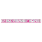 Hen Party Bride to Be Foil Banners 7.6m - 6 PC