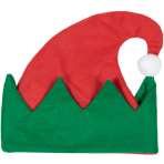 Elf Hats - Size Adult - 6 PC