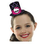 Monster High Paper Mini Hats - 6 PKG/8