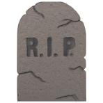 Cemetery RIP Tombstone 31cm - 12 PC