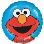 Sesame Street Elmo Portrait Standard Foil Balloons S60 - 5 PC