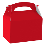 Apple Red Party Boxes - 75 PC