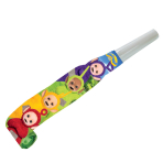 Teletubbies Blowouts - 6 PKG/8