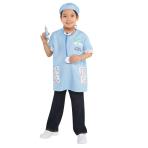 Unisex Vets Costume Kit - Age 4-6 Years - 3 PC