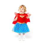 Wonder Woman Costume - Age 6-12 Months - 1 PC
