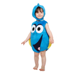 Disney Finding Dory Tabard with Feature Hat - Age 12-18 Months - 1 PC